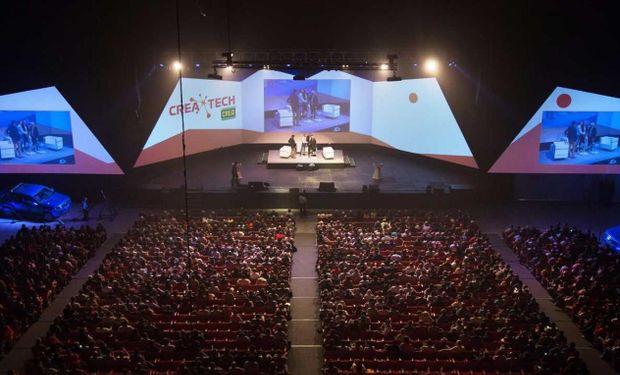 En el congreso CREA Tech hubo más de 4000 personas y en sus pasillos se habló desde tecnología, economía a política.