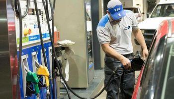 Nuevo aumento del 1,5% en los combustibles y es el quinto en el año