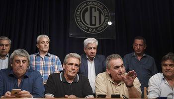 La CGT encabeza el tercer paro contra la política económica de Macri