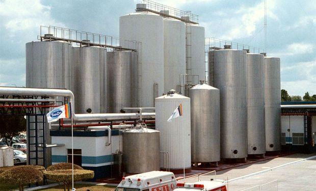 Brasil es un destino clave de las exportaciones lácteas, básicamente, leche en polvo.