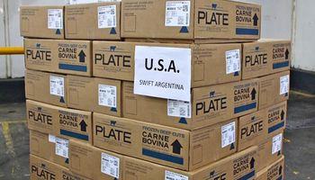 Carne argentina en Miami: se concretó el primer envío tras 17 años a Estados Unidos