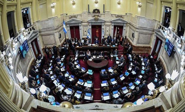 Honorable Cámara de Senadores.