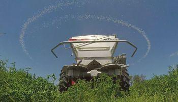 Fertilizantes: el consumo se incrementó un 21% durante la campaña pasada