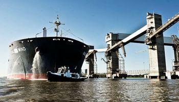 Coronavirus: piden extremar las medidas sanitarias en los puertos del Gran Rosario