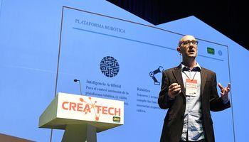 Robótica y carne sintética, el futuro de la tecnología en el agro