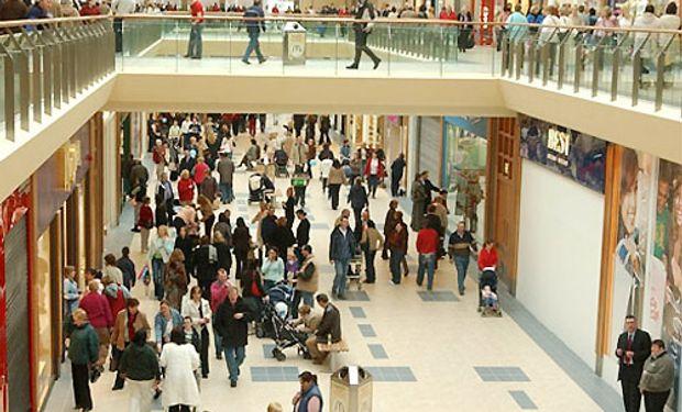 En septiembre, aumentaron las ventas en shoppings y supermercados