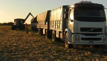 Buenos Aires: sube un 18% la tarifa para el transporte de granos