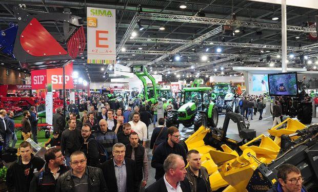 SIMA: una de las ferias internacionales más grandes de maquinaria agrícola se pospuso hasta 2022