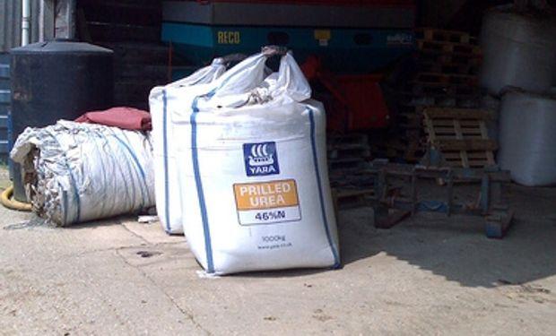 Bajan los precios de los fertilizantes