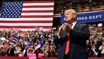 Cómo queda parado Donald Trump tras las elecciones legislativas en EE.UU.