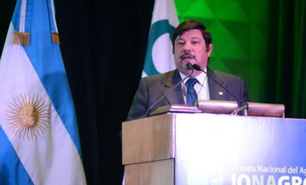 Organiza Confederaciones Rurales Argentinas.