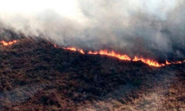 Hasta el mediodía de hoy permanecerán evacuadas unas 40 personas residentes en la montaña del Valle Buena Esperanza.