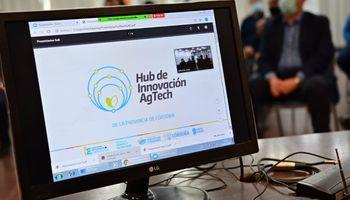 Córdoba lanzó el primer Hub de Innovación Agtech, un fondo de capital semilla