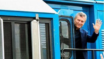 Salta: Macri inaugura un nuevo tramo del Belgrano Cargas