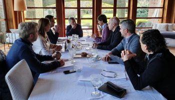 """Lacunza: """"El Presidente me transmitió las prioridades de la gestión"""""""