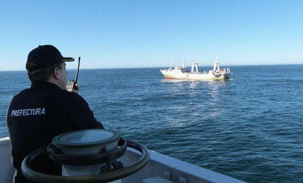 Pesca ilegal: el Senado convirtió en ley el aumento de las multas