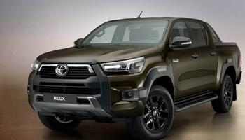 Toyota presentó la Hilux 2021 con nuevo diseño y mayor potencia