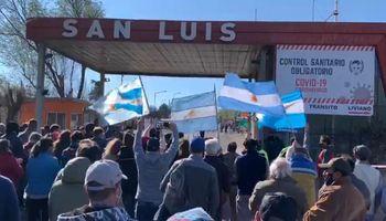La Mesa de Enlace apoya el bloqueo de rutas a San Luis ante la falta de respuestas para la libre circulación