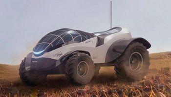En detalle: así son los nuevos tractores eléctricos y autónomos nacionales