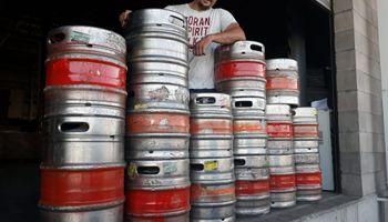 Sidra artesanal: la bebida que se consume más allá de las Fiestas