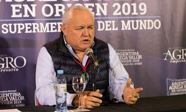 Juan Eiras renovó su presidencia en la  Cámara Argentina de Feedlot