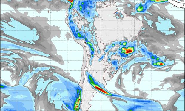 ¿Un nuevo alivio? Los detalles del frente de lluvias previsto para esta semana