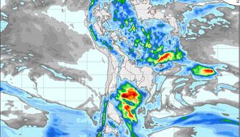Finalmente, arrancan las lluvias de octubre: día por día, el pronóstico del tiempo para toda la semana