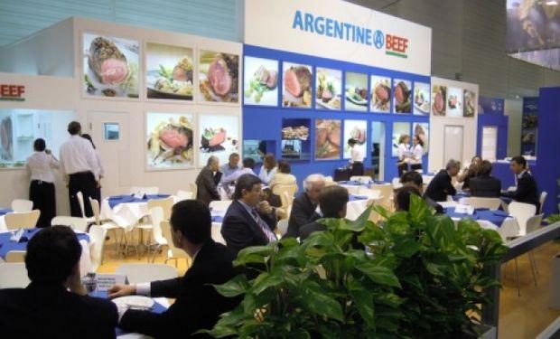 Carne Argentina en la feria de alimentos de Europa