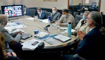 Las frases más destacadas de Basterra en la Comisión de Agricultura del Senado