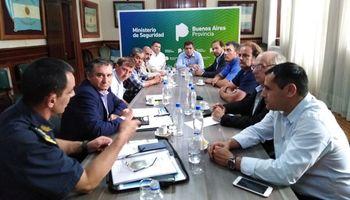 Buenos Aires: FAA se reunió por seguridad rural con el ministro Ritondo
