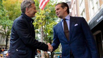 Macri en Nueva York: busca inversiones en gaseosas y cervezas