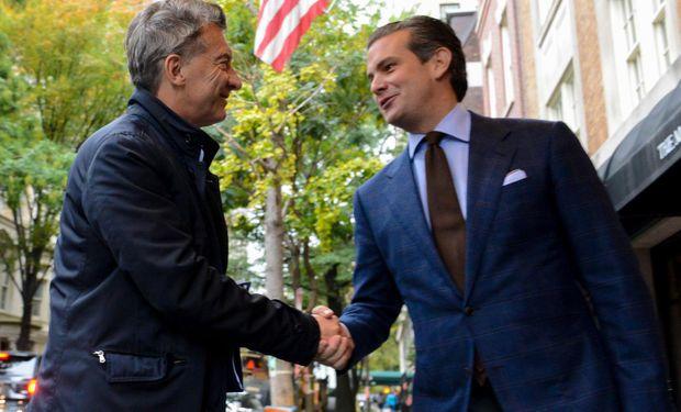 """Macri recibirá una distinción del influyente Consejo de las Américas por su """"liderazgo transformador""""."""