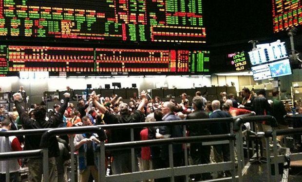 Mercado en baja en el comienzo de semana