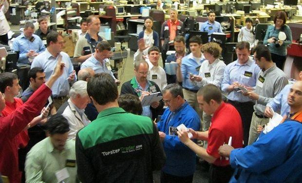 Mercado a la espera del USDA