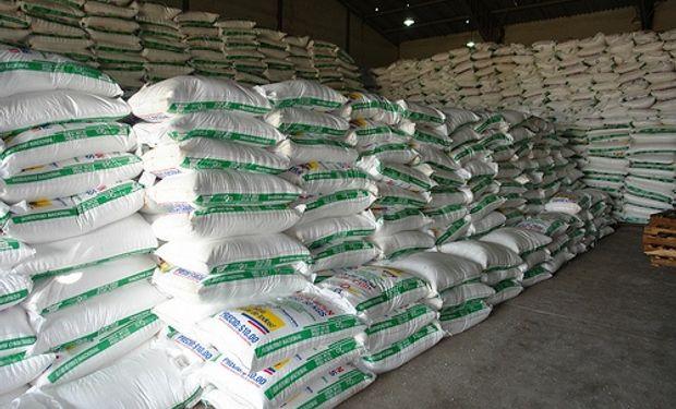 Los precios de fertilizantes fosfatados en minimos historicos