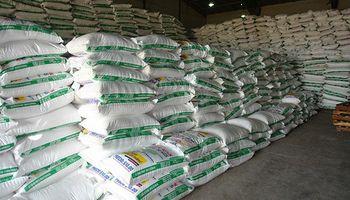 Suben los fertilizantes fosfatados