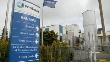Ante la crisis, Fonterra apunta a una revisión estratégica