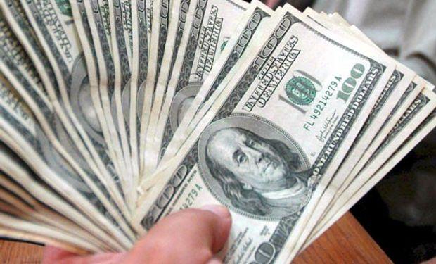El dólar oficial sube medio centavo a $ 5,805