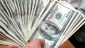 Dólar oficial avanzó un centavo y medio