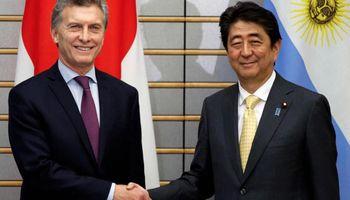 Macri destacó la presencia de dulce de leche argentino en las góndolas de Japón