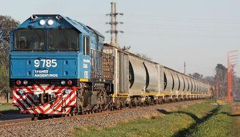 El ferrocarril nacional transportó más de 2 millones de toneladas durante el primer cuatrimestre