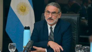 Basterra rompió el silencio: analizó el paro y se refirió al acuerdo logrado para garantizar el stock de maíz