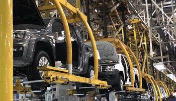 Ranking: dos pick ups integran el top tres de los vehículos más vendidos en el país
