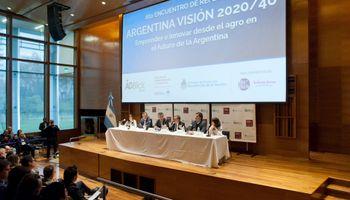 Visión 2020/40: el evento solidario que reúne grandes ideas sobre la Argentina que viene