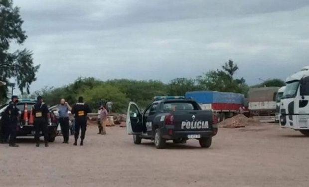A un productor le robaron 35 camiones de soja valuados en más de 20 millones de pesos