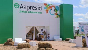 "En Expoagro, Aapresid te invita a ingresar a la ""Sustentósfera"""