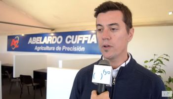 Abelardo Cuffia: tecnología y precisión para el campo