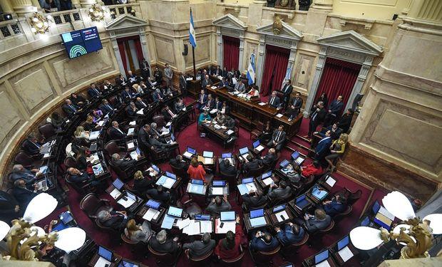El proyecto de Presupuesto obtuvo dictamen el martes pasado en la comisión de Presupuesto y Hacienda, que preside el senador de PRO Esteban Bullrich.