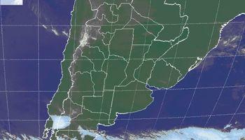 Región pamepana: abril cerraría sin nuevas lluvias