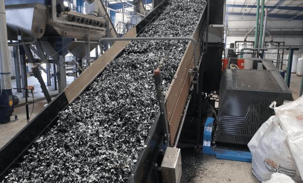 ACA procesó más de 4 millones de kilos de plástico.